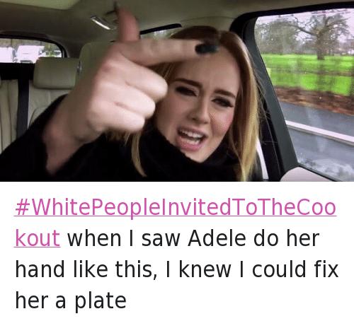 Twitter-WhitePeopleInvitedToTheCookout-when-I-saw-Adele-do-e4a72b