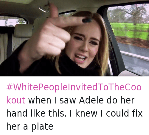 Twitter-WhitePeopleInvitedToTheCookout-when-I-saw-Adele-do-e4a72b